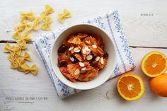 Farfalle agrumate con tonno e olive nere   Kucina di Kiara: blog di cucina a cura di Chiara Rozza