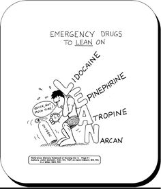 Pharmacology mnemonics - sub in naloxone instead of the trade name though ..