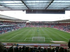Riverside Stadium - Middlesbrough