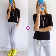 Básicos para el finde   [REMERA BASIC 3/4] $350   [BABUCHA MORLEY] $550  Local Belgrano Envíos Efectivo Tarjetas 3 cuotas sin interés Tienda Online www.oyuelito.com.ar #followme #oyuelitostore #stylish #styles #fashion #model #fashionista #fashionpost #ootd #moda #clothing #instafashion #trendy #chic #girl #trends #outfitoftheday #selfie #showroom #loveit #look #lookbook #inspirationoftheday #modafemenina
