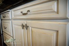 Eliminate the guess work and experience the unique characteristics of Chalk Paint® for DIY and professional artisan updates of tired bathroom or kitchen cabinets.... in ArtworksNW Cabinet Rehab Basics workshop