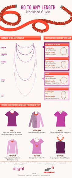Go to Any Length: Necklace Guide