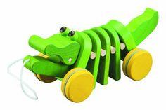Plantoys 1355105 - Alligator: Amazon.de: Spielzeug