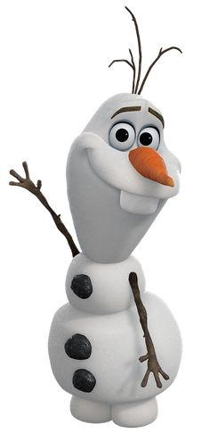 Say Hi to Olaf he comes free with the Elsa doll that sings.