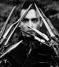 Johnny Depp - Edward Scissorhands (1990)