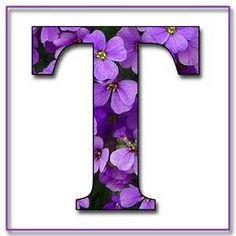 Purple Alphabet Letters - Bing Images