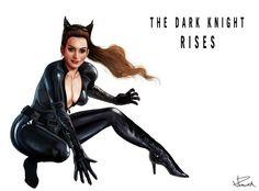 catwoman anne hathaway 3 by JPATRICKA.deviantart.com on @deviantART