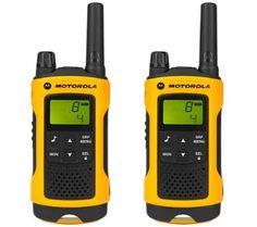 Noticias Ofertas y Oportunidades: Motorola TLKR T80 Extreme - Walkie-Talkie (pantall...