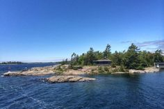 Sailing On The Island Queen In Parry Sound ~ Ontario's 30,000 Island Cruise