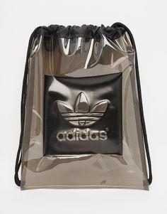 Bild 1 von adidas Originals – Rucksack mit Kordelzug