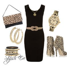 Leopard-Winter-2013-Outfits-for-Women-by-Stylish-Eve_03.jpg (598×598)