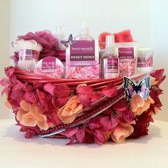 172 Best Gift Baskets Images On Pinterest Spa Basket Bridal Gift