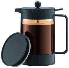 Bodum Bean Ice French Press 1-1/2 Litre Iced Coffeemaker 51 oz, Black - #fathersday