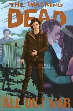 ALL OUT WAR - THE HILLTOP MAGGIE GREENE
