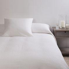 Cialda Waffle Bedspread/Blanket | Citta Design