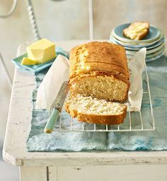 Coconut bread: Move over banana bread, here comes coconut bread! Think palm trees swaying in a warm breeze and turn things tropical with this coconut creation.