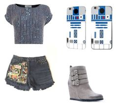 """Cute outfit"" by fungiral on Polyvore featuring Coast and Qupid"