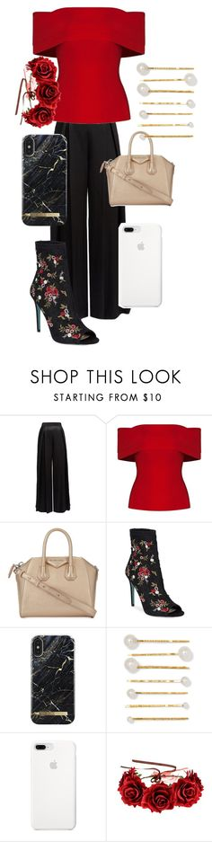 """Mulan"" by ohanameansfamily32 ❤ liked on Polyvore featuring Givenchy, Betsey Johnson and Jennifer Behr"