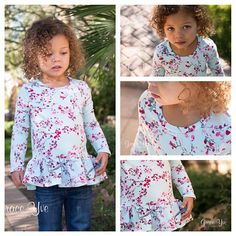 I'm loving this new pattern I was able to test a few weeks ago! I'm usually not a fan of knits, but I'm hooked now! This is the Eller shirt by Blaverry.  She has lots of others great patterns I cannot wait to try. #girlsboutique #mamamade #oneofakind #pdfpatterns #blaverrypatterns#blaverryeller #artgalleryfabric #artgallerywonderland#handmadewithlove #sewingforkids #