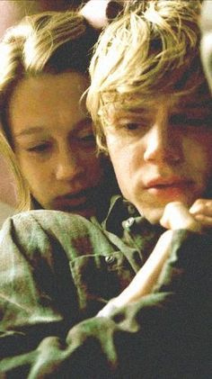 Season 1 American Horror Story Tate and Violet