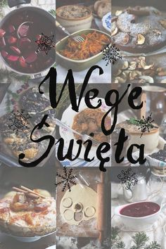 Wegan Nerd - wegańskie gotowanie: WEGAŃSKIE ŚWIĘTA Vegetarian Recipes, Healthy Recipes, Vegan Meals, Vegan Food, My Favorite Food, Favorite Recipes, Kitchen Recipes, Vegan Friendly, Cooking Time