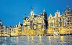 The Square, Brussels, Belgium