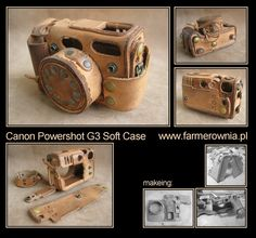 Canon Powershot G3 - softcase  by ~farmer-bootoshysa