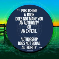 """It is what is written and published in that book that can reveal that. Anyone can publish a book. Anyone can be an author. But, not everyone has the authority, authenticity or expertise. """"Publishing a book does not make you and authority or an expert. Authorship does not equal authority."""" #book #author #writer #publisher #publishing #love #authority #expert #writingabook #authoring #authoriship #messaging #lorenweisman #brandmessaging #brandmessagingstrategist Writing A Book, Equality, Authenticity, Writer, Author, Messages, Make It Yourself, Quotes, Books"""