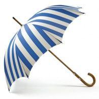 Parapluie Femme Maglia blue Stripes - very useful in Amsterdam ; Sun Umbrella, Folding Umbrella, Under My Umbrella, White Umbrella, Fancy Umbrella, Cute Umbrellas, Umbrellas Parasols, Walking In The Rain, Singing In The Rain