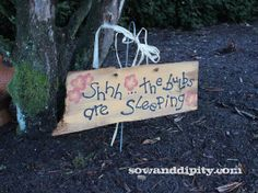 Diy Garden Signs And Sign Sayings