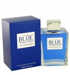 Blue Seduction by Antonio Banderas Eau De Toilette Spray 6.7 oz