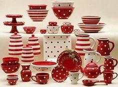 I would  have these  dishes in my house!!!!