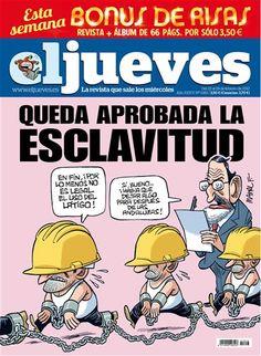 @ElJueves la revista que sale los miércoles
