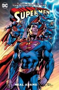 SUPERMAN: THE COMING OF THE SUPERMEN | DC