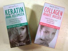 NeoCell Collagen  Keratin Supplements Giveaway