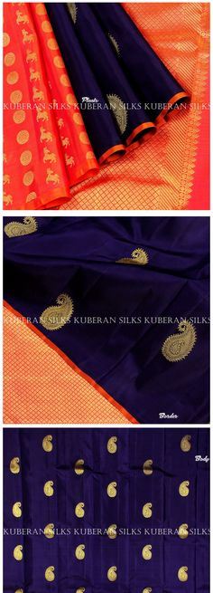 Kuberan Royal Blue Kanchivaram Silk Saree #kanchipuram #silksarees #kanchipuramsarees #online #kanchipuramsilk #sareesonline #purekanchipuram #silksarees #buy #shop #latest #offer