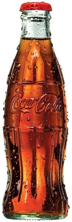 Nothing like a cool refreshing coca cola!