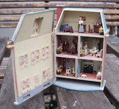 1//144 scale dollhouse kids rug