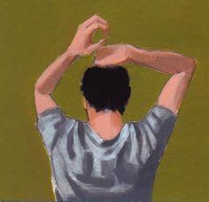 scrapbook.: Clare Elsaesser. Artist. California.