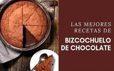 Bizcochuelo de chocolate Chocolate Sin Gluten, Spanish Food, Spanish Recipes, Sweets, Bread, Breakfast, Ethnic Recipes, Desserts, Cakes