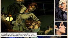 The Wolf Among Us: Episode 2 is a violent and mature thriller based on the award-winning FABLES comic books by DC Comics and Vertigo. The Wolf Among Us, Fables Comic, Portal, Humble Bundle, Upcoming Series, Video Game News, Video Games, Big Bad Wolf, Smoke And Mirrors