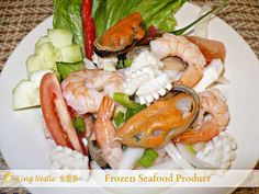 Frozen Tilapia, Frozen Seafood, Blue Mussel, Mussels, Cod, Shrimp, China, Meat