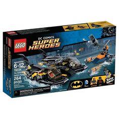 LEGO Super Heroes Batboat Harbor Pursuit 76034