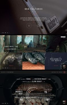 Weber - BBQ Cultures by UncleGrey & MediaMonks