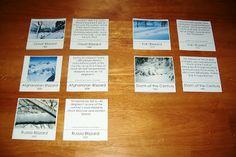 Free Extreme Weather Conditions Printables from Every Star Is Different
