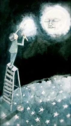 Polishing the Moon