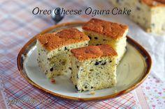 Oreo Cheese Ogura Cake 奥利奥芝士蛋糕 | The Yummy Journey