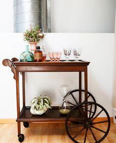 1000 Images About Tea Party Carts On Pinterest Tea