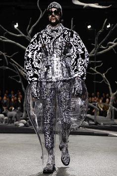 Thom Browne Menswear Fall Winter 2014 Paris - NOWFASHION