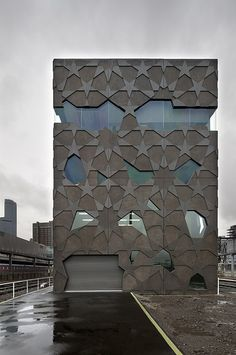 The Yardmaster's Building / McBride Charles Ryan